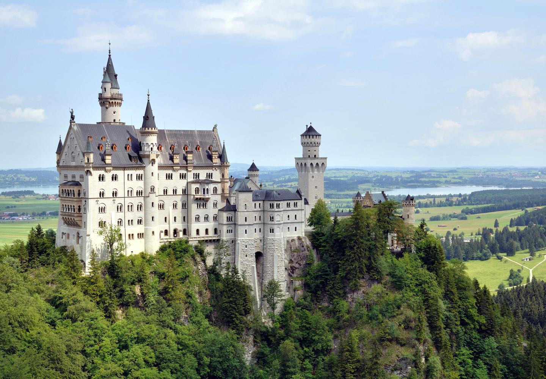 Planszówkowanie #3 – Zamki Szalonego Króla Ludwika