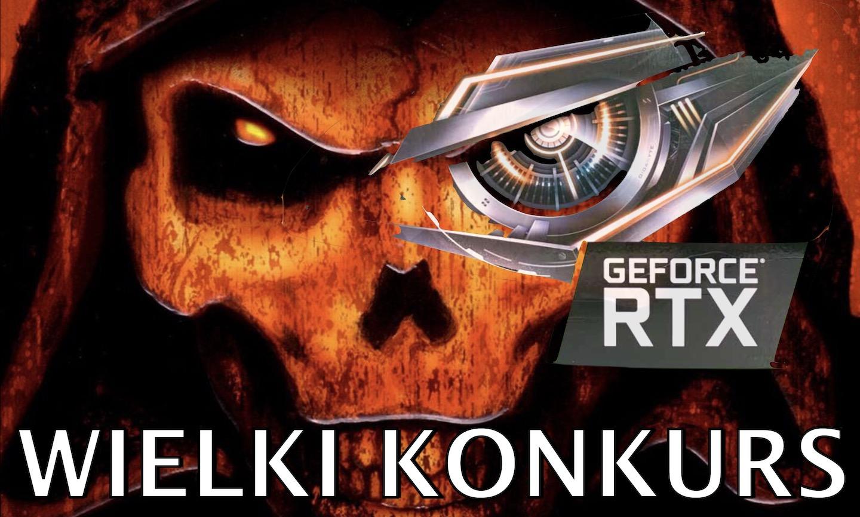Konkurs Diablo RTX